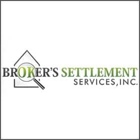 Broker's Settlement Services